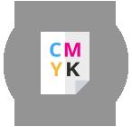 offset print service icon